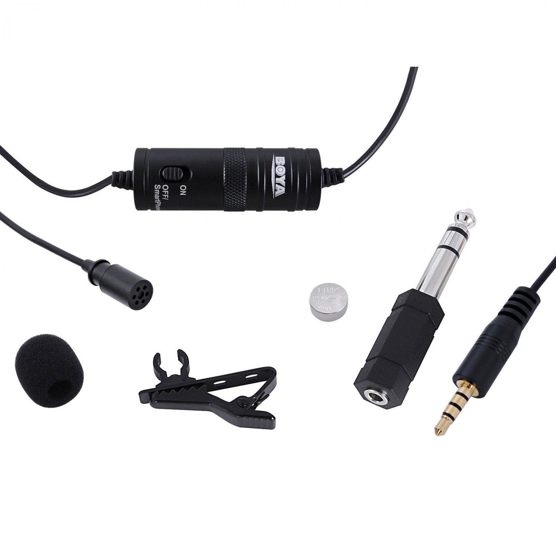 Pro Audio Lavalier MIC-Phone Micro-cravate for  super sound audio record