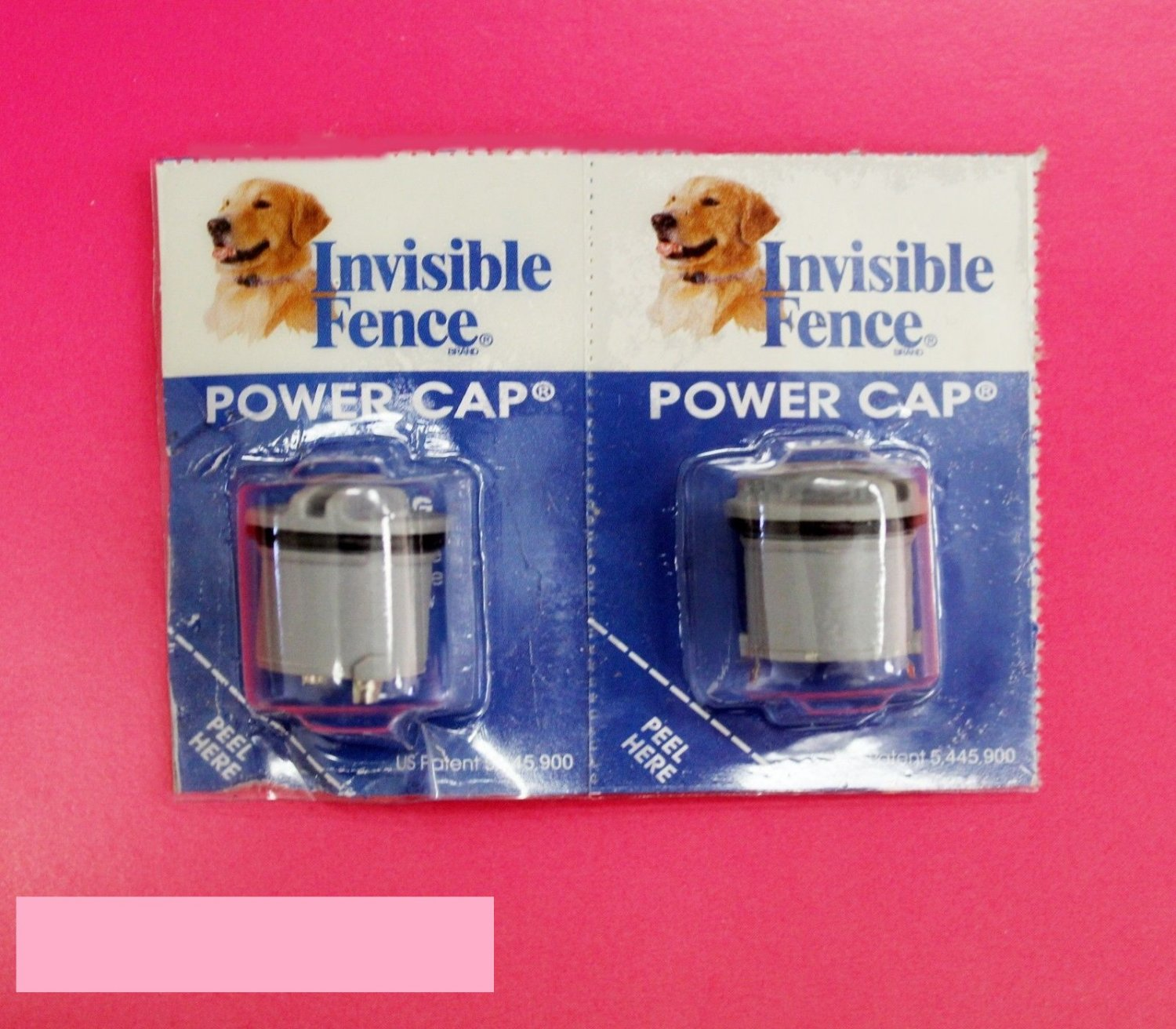 New Invisible Fence Dog Collar Battery For R21 R22 Microlite