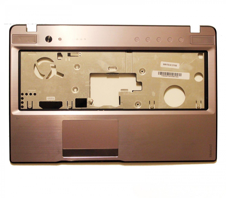 New Lenovo Z570 Upper Palmrest Case 60-4M417 60-4M418