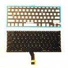 New Macbook Air A1369 13.3 MC503 MC504 Keyboard w Backlight 2011