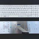 New Genuine Gateway NV52L NV55S NV56R NV57H White Laptop Keyboard