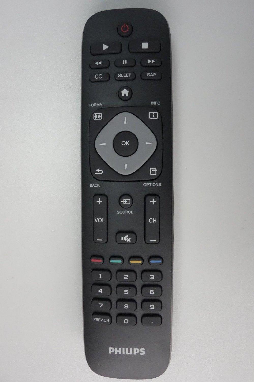 New Philips TV Remote for 32PFL5708-F7 39PFL5708-F7 40PFL5708-F7 47PFL5708-F7 TV