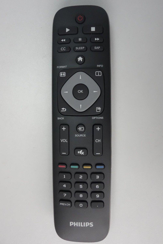 Philips TV Remote for PFL37x7D PFL40x7D PFL40x7G PFL47x7G 50PFL3908 46PFL3908 TV