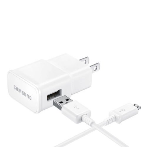 New Original 2.0 Amp Wall Charger Micro USB Cable Samsung Galaxy S3 S4 Note