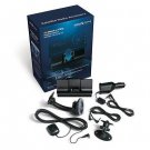 XM XADV2 Universal Dock-and-Play Vehicle Kit with PowerConnect Black