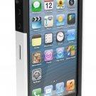 Ballistic SG0926-M385 Screen Guard Casefor iPhone 5 5s - Black White