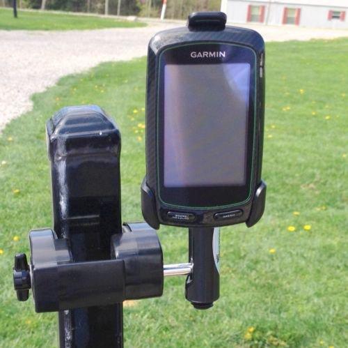 New Garmin G6 Approach GPS Golf Cart Mount