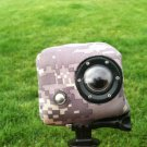 Camo Case for Gopro camera Floating camouflage Hunting cover fits hero 1 and 2