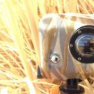 New Reed Camo case for Gopro camera Floating camouflage Hunting archery cover