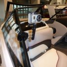 New Boating Camera mount for GoPro Mounts to any Boat with any Camera