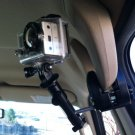New Mount Camera in Car Clamping Camera Mount works with any Camera