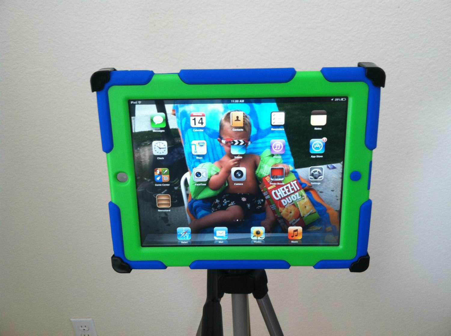 Asus Samsung Tablet Tripod Mounting Bracket Works with or without case