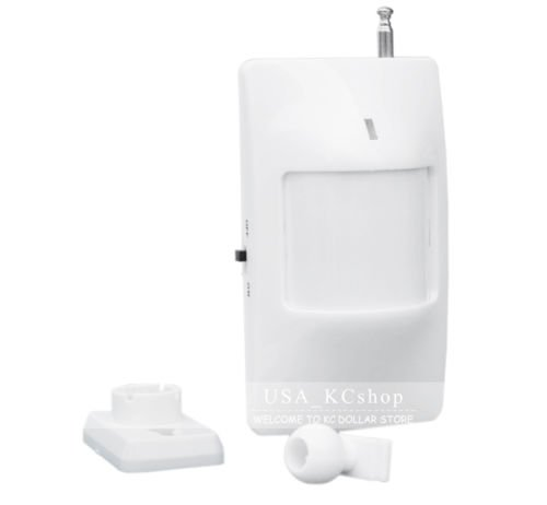 New Wireless Motion PIR Infrared Sensor Detector For Alarm Security System