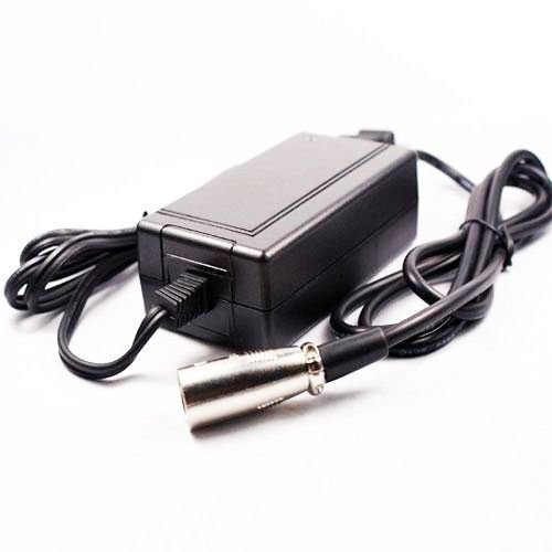 New 24V Electric Power Chair Battery Charger for Amigo MC MCX US 3-Pin XLR