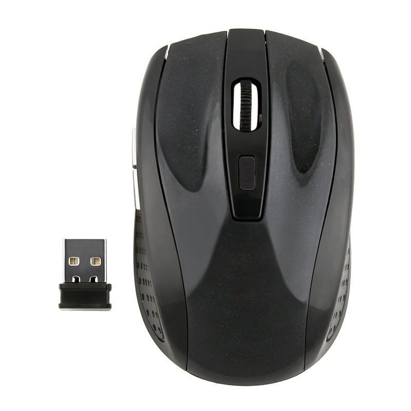 New 2.4GHz High Quality Wireless Optical Mouse Mice USB 2.0 Receiver for PC Laptop