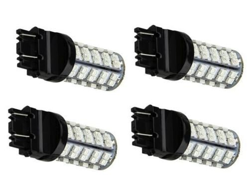 New SMD LED Brake Tail Stop Light Lamp Bulb 3057 3457 4157 12V Red