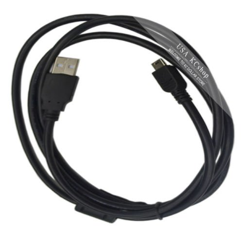 New USB 2.0 Download Data Sync Lead Cable for Konica Minolta DiMage E500 X1 X60