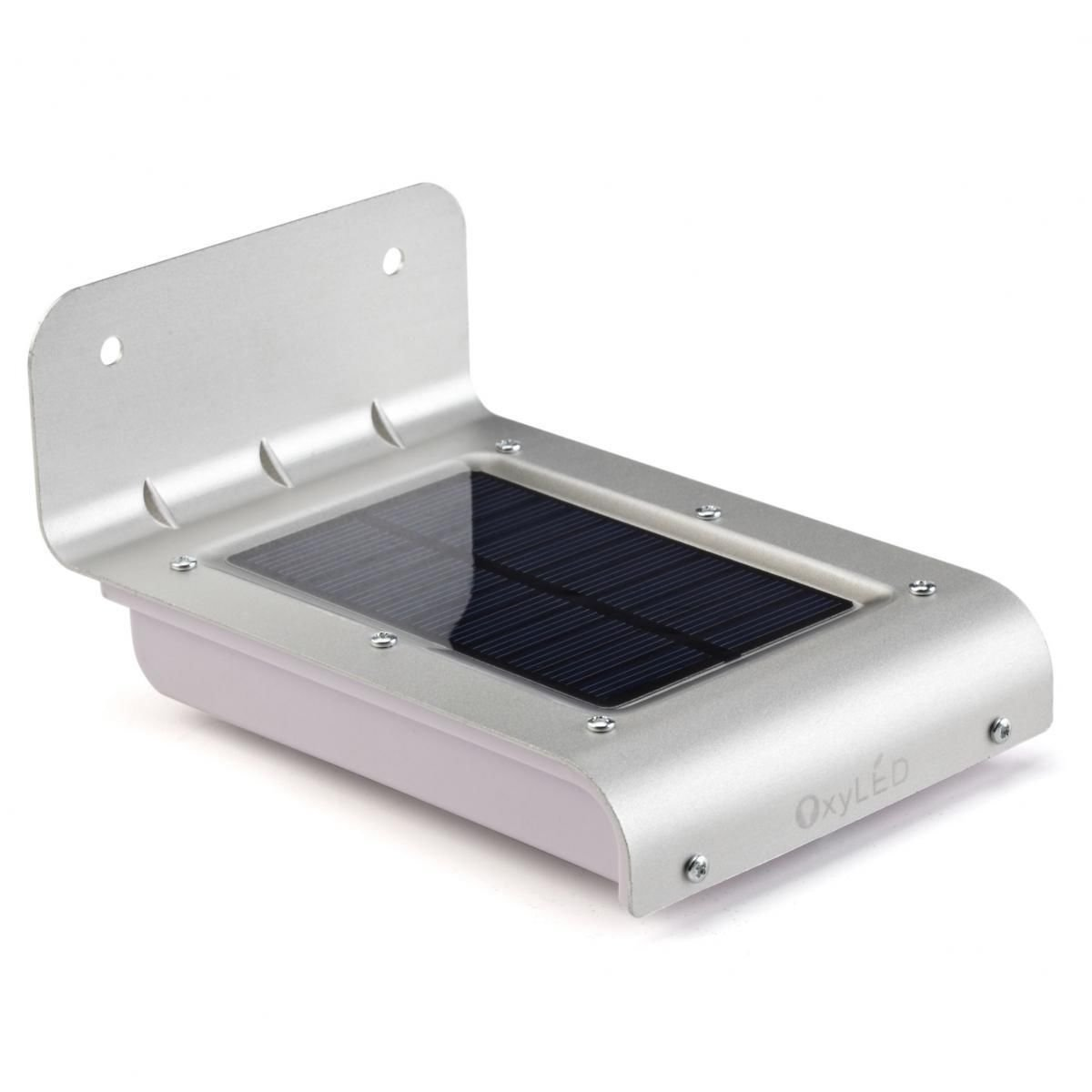 New LED Solar Powered Motion Sensor Outdoor Wall-Mounted Light Lamp Waterproof