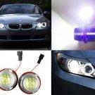 0W Super White CREE LED Angel Eye Halo Light Bulb BMW E39 5-Series E59 E53 E60