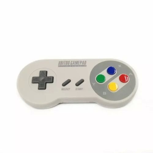 New 8 Bitdo SFC30 Bluetooth Wireless Controller Gamepad For iOS Android