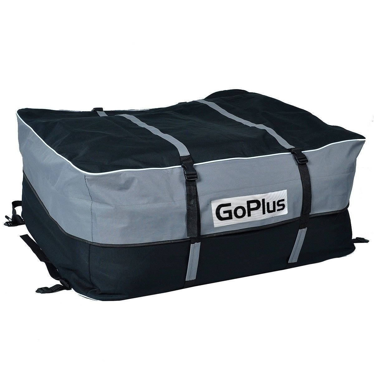 Car Van Suv Roof Top Waterproof Luggage Travel Cargo Rack ...