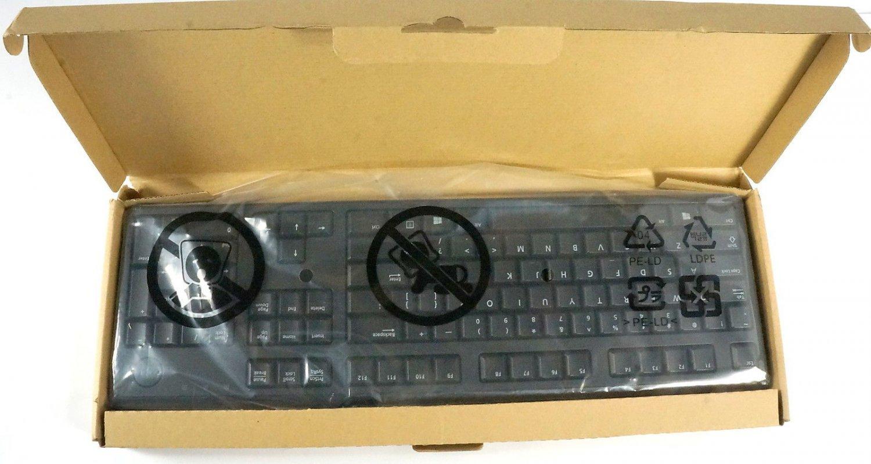 New Genuine Dell Slim USB Keyboard 54JM6 4G481 DJ454 KB4021 SK-8120 KB212-B
