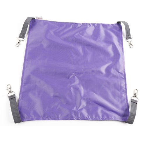 New Small Purple Pet Cat Secure Hammock Bed Kitten Sleep Toys Hanging Cradle Cage