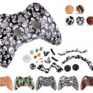 New Wireless Game Controller Case Shell Cover Buttons for Xbox 360
