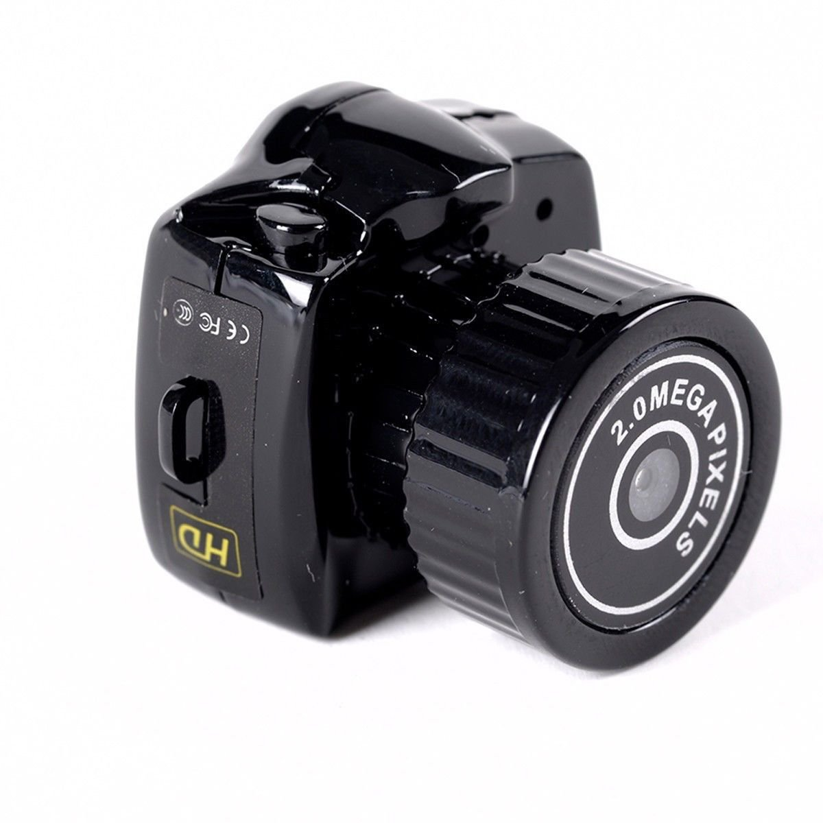 Mini Smallest Camera Camcorder Video Recorder DVR Spy Hidden Pinhole Web Cam