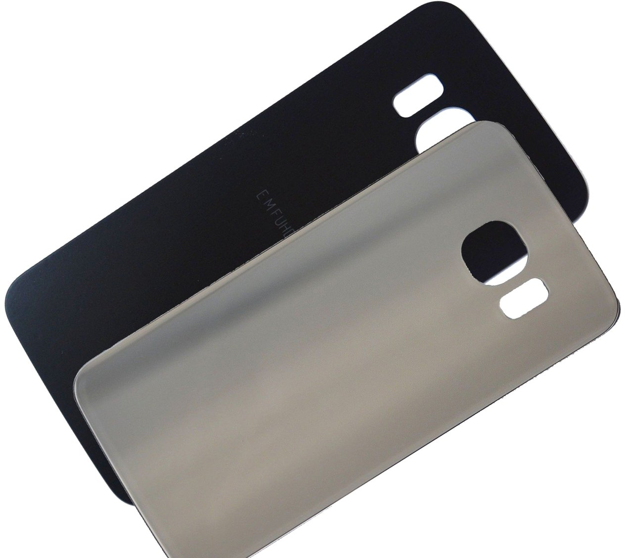 New OEM Samsung Galaxy S6 Edge G925A G925T Back Cover Glass Gold