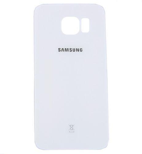New OEM Samsung Galaxy S6 Edge G925A G925T G925V Back Cover Glass White