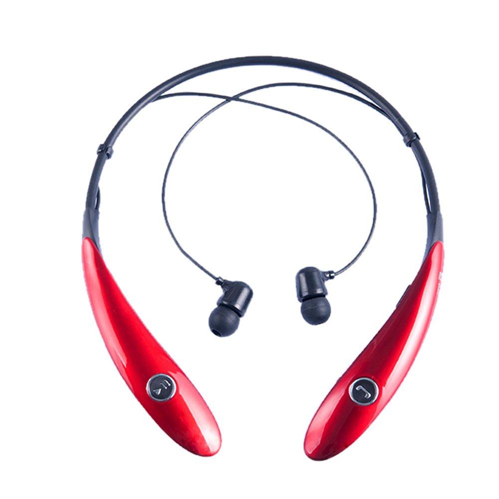 New Wireless Bluetooth Sports Headset Neckband Earphones Headphone