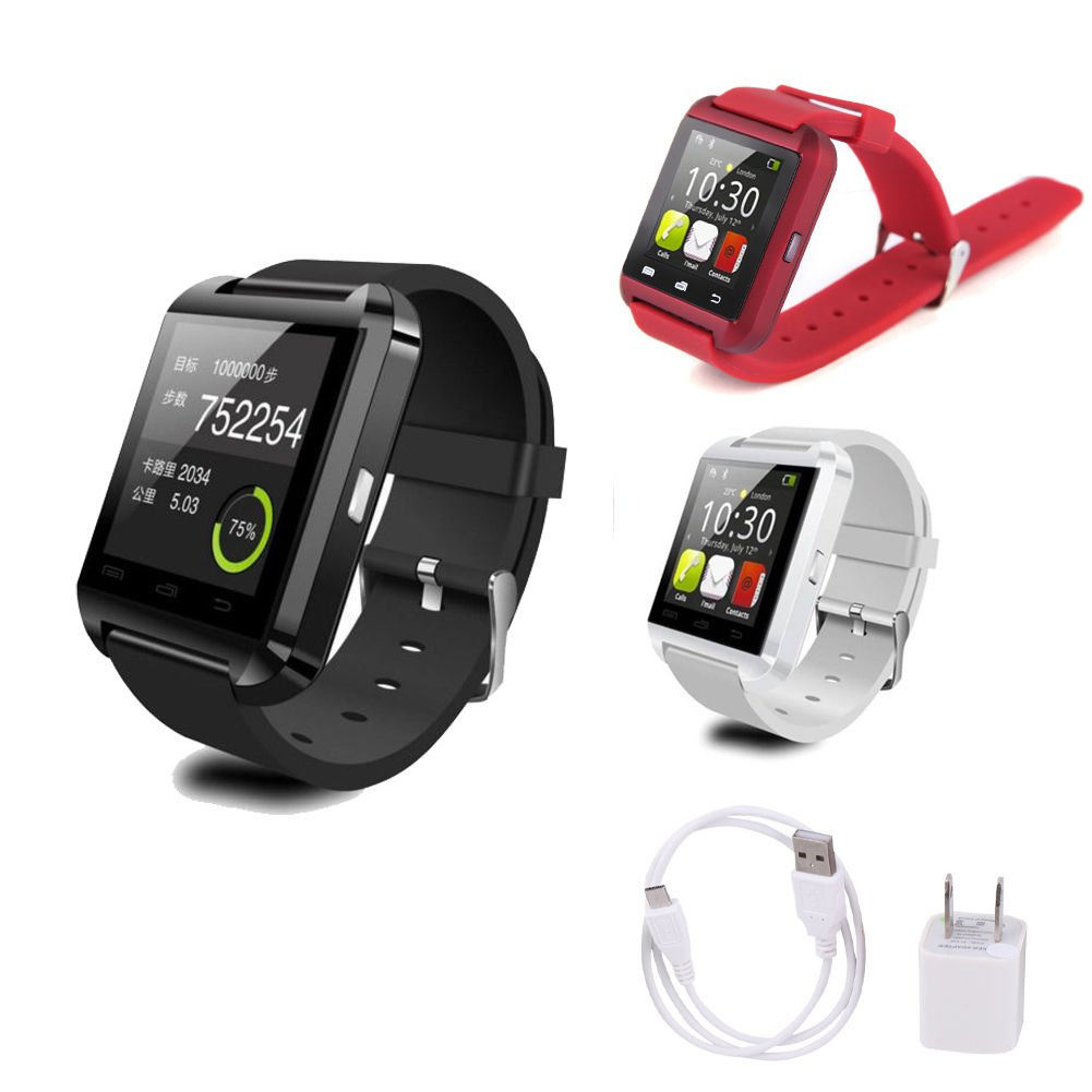 New Bluetooth Smart Watch Phone Mate For Android Samsung iPhone IOS LG