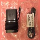 New Dell Slim 90W AC Power Adapter Charger HH44H DA90PM130 332-1833