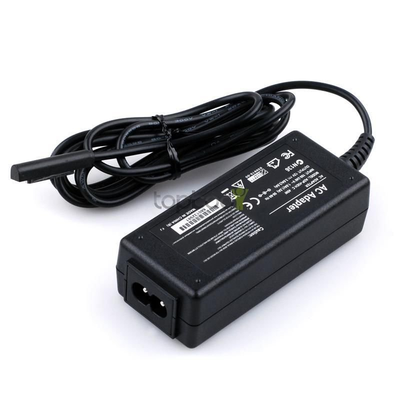 New 45W Power Charger Adapter for Surface 10.6 Windows 8 Pro 12V 3.6A