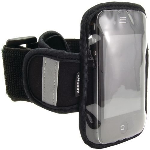 Arkon Sm-Armband Sports Armband for Iphone 4,ipod Touch, Blackberry, Htc & More