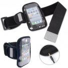 Arkon XXL Smartphone Workout Armband - Up to 4.7 Samsung Galaxy S3 S III S2 S