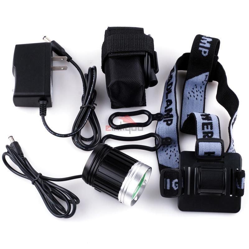 4000 Lumens 3 x CREE XM-L T6 LED 4 Mode Headlight Headlamp Bike Bicycle light