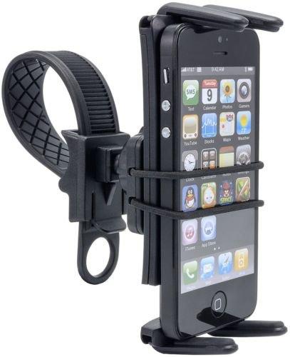 Arkon Motorcycle Bicycle Handlebar Strap Mount for SmartPhones & 7-8 Tablets