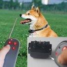 Pet Remote Control Electronic Dog Training Static Impulse Shock Vibrate Collar