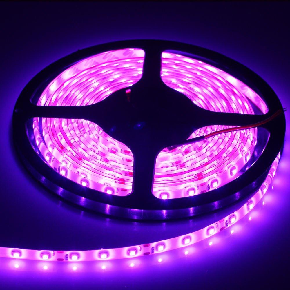 New 5M 3528 5050 SMD Waterproof 300 LED Strip Light String Ribbon Roll