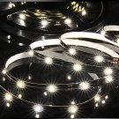 Warm White 5m 3528 5050 SMDLED 600 LEDS Waterproof Flexible Light Strip Roll 12V