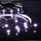 Cool White 5m 3528 5050 SMD LED 150 LEDS Waterproof Flexible Light Strip Roll12V