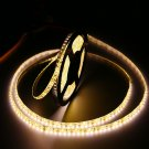 Warm White 5M Waterproof 3014 SMD 600LED Light Strip Power Supply 12V 60W