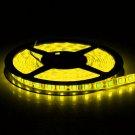 Yellow 5M 12V IP65 Waterproof 300 LED Strip Light 5050 SMD String Ribbon Tape Roll