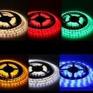 Waterproof Super Bright 5M 3528 SMD 600 LED Flexible Strip light 12V
