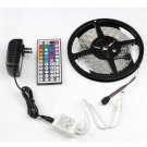 Waterproof RGB 5M 3528 LED Strip Light 300leds 12V Power Supply 44key Remote