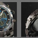 New Infantry Luxury Mens Quartz Digital Sport Army Tachymeter Wrist Watch Alarm
