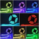 Supernight 5050 Rgb Multicolor 300led Flexible Led Strip Light Non-Waterproof