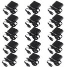 Lots of 15 x Home Wall Travel Charger AC Adapter for Nintendo SP DS NDS GBA